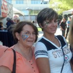 Phoenix Scottsdale Heart Face Painting