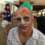 Tempe Arizona face painting 15