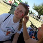 Chili Pepper Scottsdale Face Painting