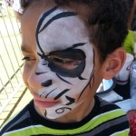 Skull Scottsdale Face Painting