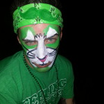 mean green kitty