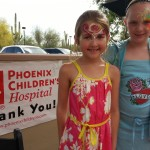 Phoenix Children's Hospital face