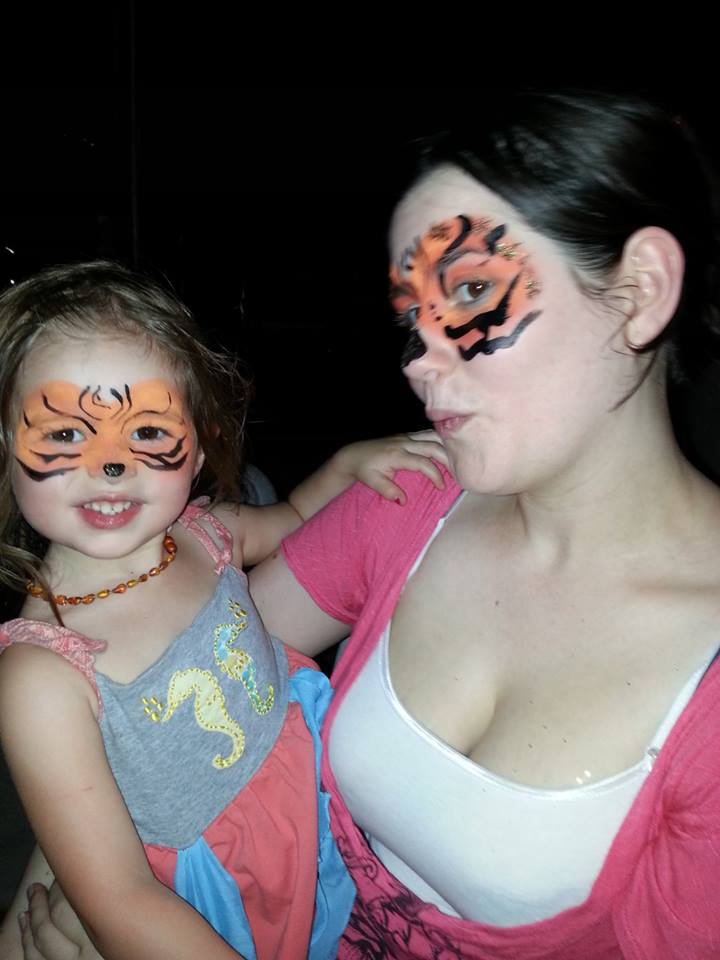 Face Painting Scottsdale