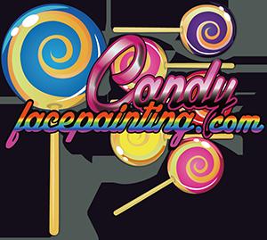 CandyFacePainting.com Logo
